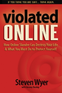 Violated Online Book Front Cover
